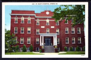 St Mary's Hospital,Athens,GA