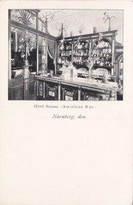 Germany Nuernberg Hotel Strauss & Bayerischer Hof The American Bar sk3268