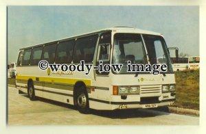 tm5525 - Godfrey Abbott  Coach Bus - ANA 52Y - postcard