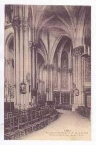 Basilique Cathedrale N.D. de la Treille, Pourtour du Grand Choeur, Lille, Fra...