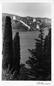 br107593 Turkey Roumeli Hisar Istanbul Constantinople real photo
