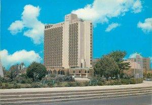 Palestine Meridien Hotel Baghdad postcard