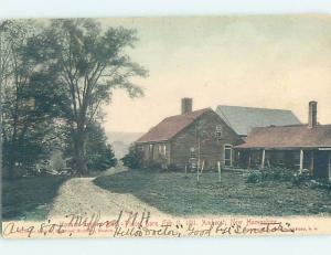 Pre-1907 HISTORIC HOME Amherst New Hampshire NH W5048