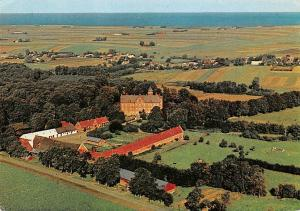 Denmark Sostrup Kloster Abbey General view Panorama