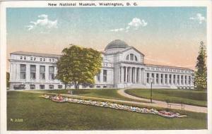 Washington DC New National Museum