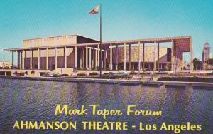 California Los Angeles Ahmanson Theatre Mark Taper Forum