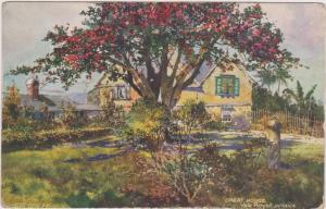 Exterior, Great House, Vale Royal, Jamaica, 00-10s ; TUCK
