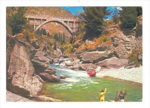 Shotover River , Queenstown, New Zealand, 50-70s