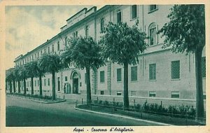 CARTOLINA d'Epoca: ALESSANDRIA - ACQUI : CASERMA