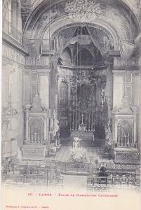 NANCY, Eglise de Bonsecours, Interieur, Meurthe et Moselle, France, 00-10s