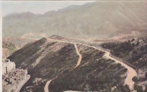 CO, Manitou Springs, Colorado, Mount Manitou Incline Railroad