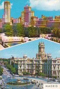 Spain Madrid Aspectos urbanos