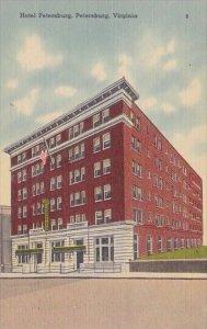 Hotel Petersburg Virginia