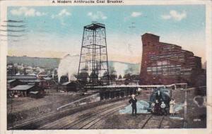 A Modern Anthracite Coal Breaker Pennsylvania 1928