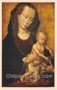 Religion Postcard Henry E Huntington Library & Art Gallery, San Marino, CA, U...