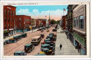 Main St. Batavia NY