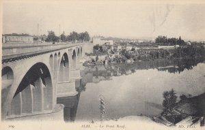 ALBI, Tarn, France; 1900-1910's; Le Pond Neuf