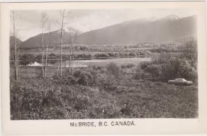 RP, McBride, British Columbia, Canada, 1920-1940s