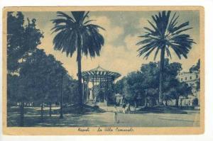Napoli, Italy, 00-10s. La Villa Comunale