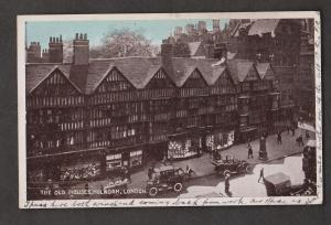 The Old Houses, Holborn, London - Used