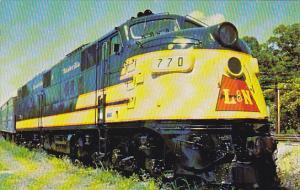 Louisville and Nashville Railroad Locomotive #770 Kentucky Railway Museum