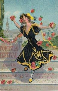 SAN FRANCISCO, California, 1909 ; Portola Festival