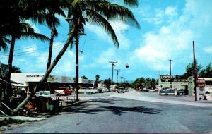 Florida Deerfield Beach Business Section 1962
