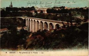 CPA DINAN - Vue générale sur le Viaduc (230066)