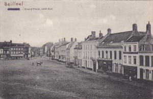 Bailleul , Nord , France , 00-10s : Grand'Place , cote Sud