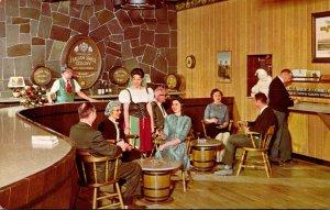 California Asti Italian Swiss Colony Vineyards Visitors Sampling Fine Wines 1976