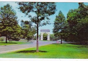 West Virginia Huntington War Memorial Arch