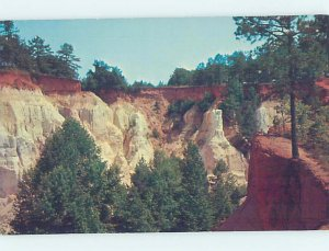 Pre-1980 NATURE SCENE Lumpkin - Near Cusseta & Columbus Georgia GA AD2598