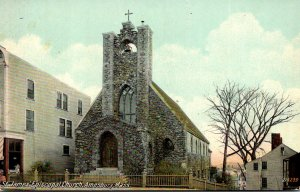 Massachusetts Amesbury St James Episcopal Church