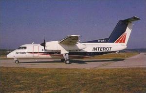 INTEROT AIR SERVICE DHC DASH 9-103A