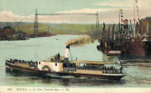France Rouen Le Pont Transbordeur 02.10
