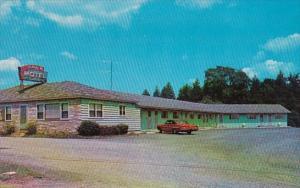 New York Utica Ranch Motel & Esso Service