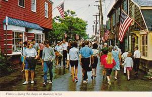 Massachusetts Cape Ann Rockport Shops Of Bearskin Neck