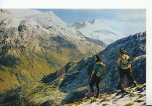 Scotland Postcard - The Mamore Mountains - Inverness-shire - Ref 19027A