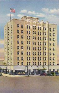 Hotel Clovis , Clovis , New Mexico , 30-40s