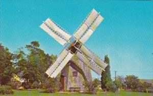 Massachusetts Cape Cod Old Gristmill At Chatham