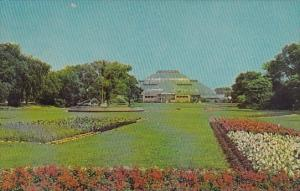 Illinois Chicago Lincoln Park Conservatory