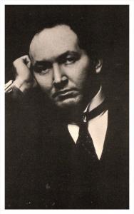 19592  Leopold Godowsky, pianist