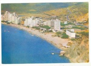 COLOMBIA-Santa Marta, 50-70s Vista aerea de  El Rodadero