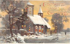 Hold To Light Christmas 1907