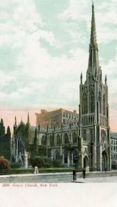NY - NYC, Grace Church