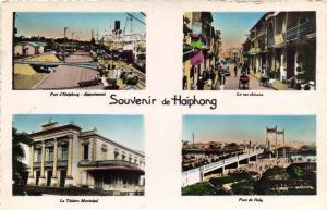 CPA Vietnam Indochine TONKIN - Souvenir de Haïphong (62755)