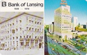 Bank Of Lansing Washington Avenue Lansing Michigan