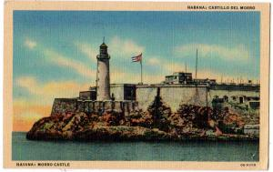 Lighthouse, Havana, Morro Castle