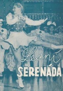 Lake Placid Serenade , Ledni Serenada , Czec Republic 1940s ; Program