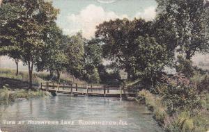 BLOOMINGTON , Illinois , 00-10s ; View at Houghtons Lake